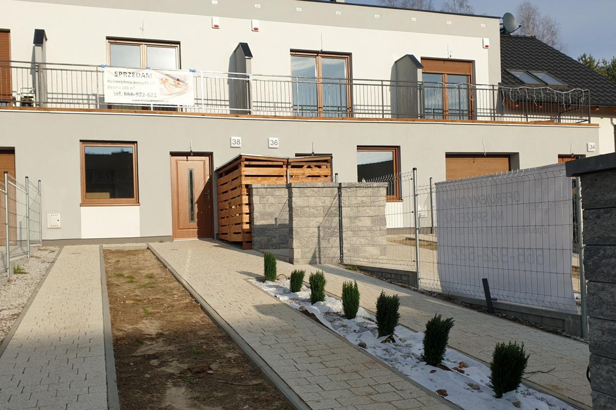 Brzozowe Parcele - Miękowo, ul. Hiacyntowa, Brzozowe Parcele - zdjęcie 3