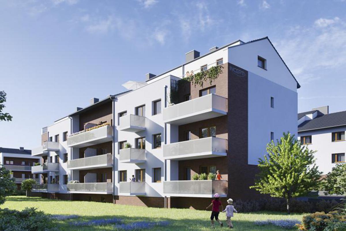 Nowy Oporów  - Wrocław, Oporów, ul. Awicenny, Incepti Development KP Investment Sp. z o. o. Sp. k. - zdjęcie 1