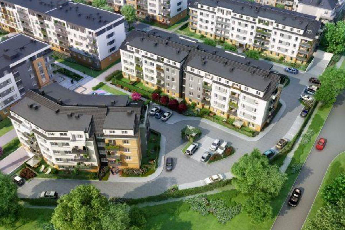 Lokum di Trevi - Wrocław, Tarnogaj, ul. Klimasa / ul. Międzyleska, Lokum Deweloper S. A. - zdjęcie 22