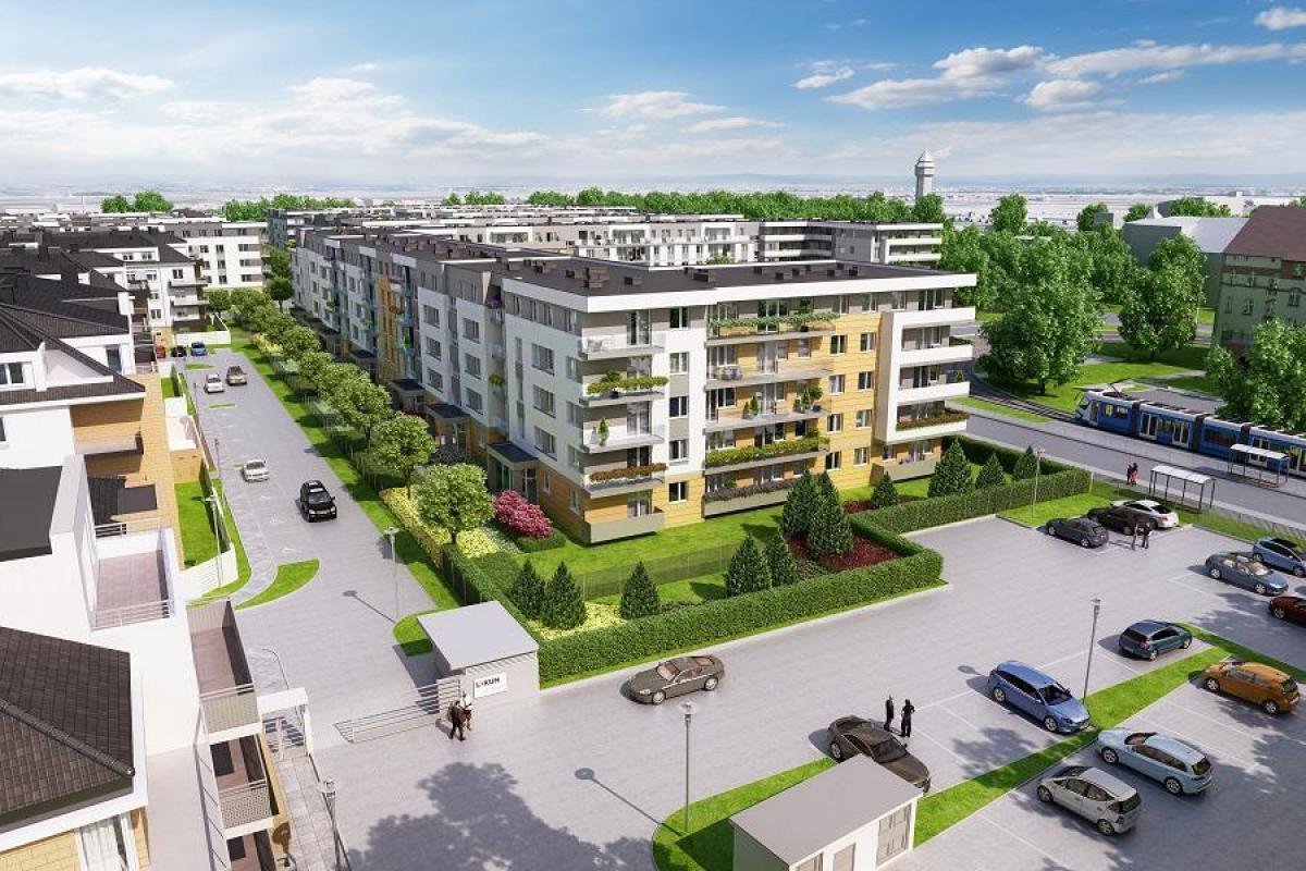 Lokum di Trevi - Wrocław, Tarnogaj, ul. Klimasa / ul. Międzyleska, Lokum Deweloper S. A. - zdjęcie 23