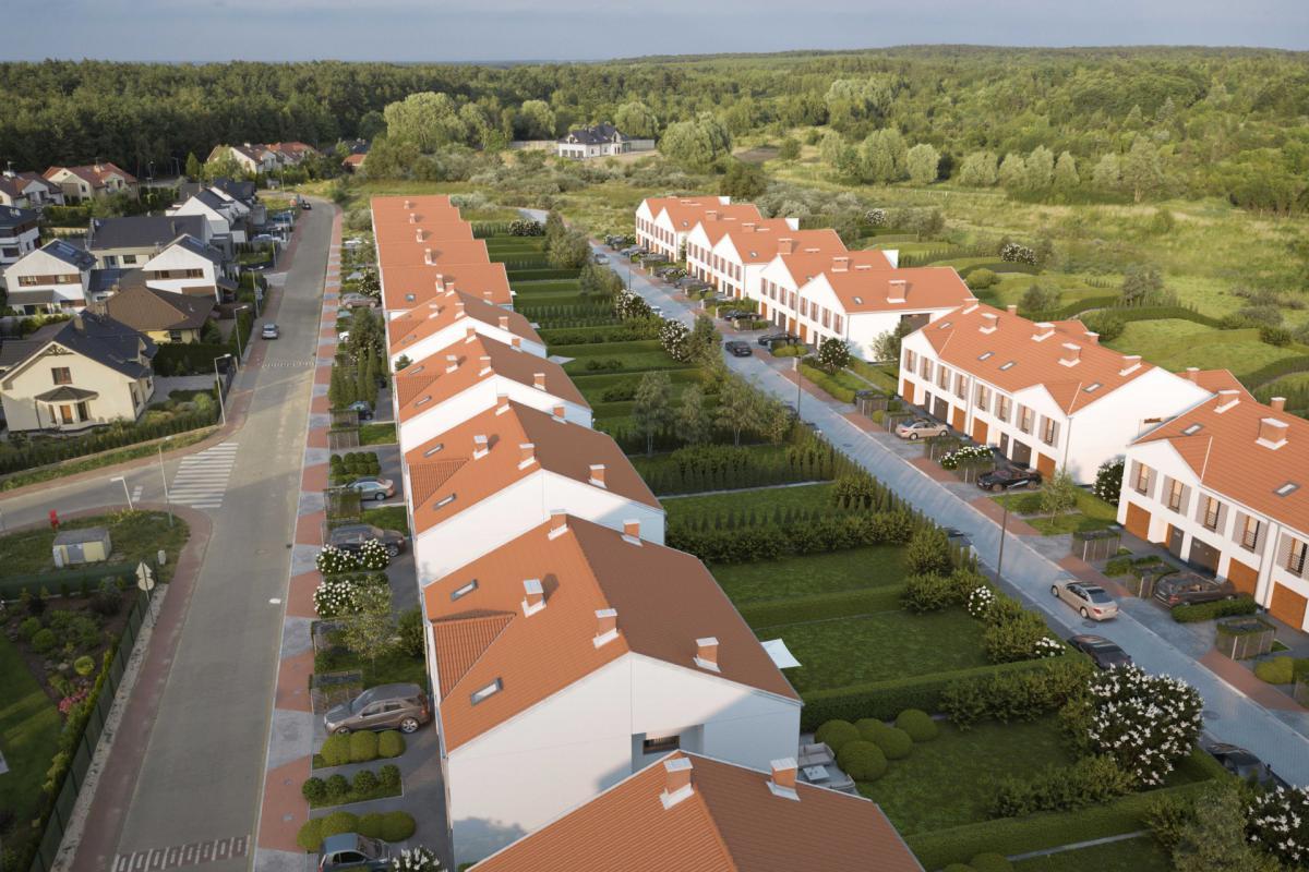 Nowe Złotniki - Złotniki, ul. Azaliowa, Duda Development - zdjęcie 4