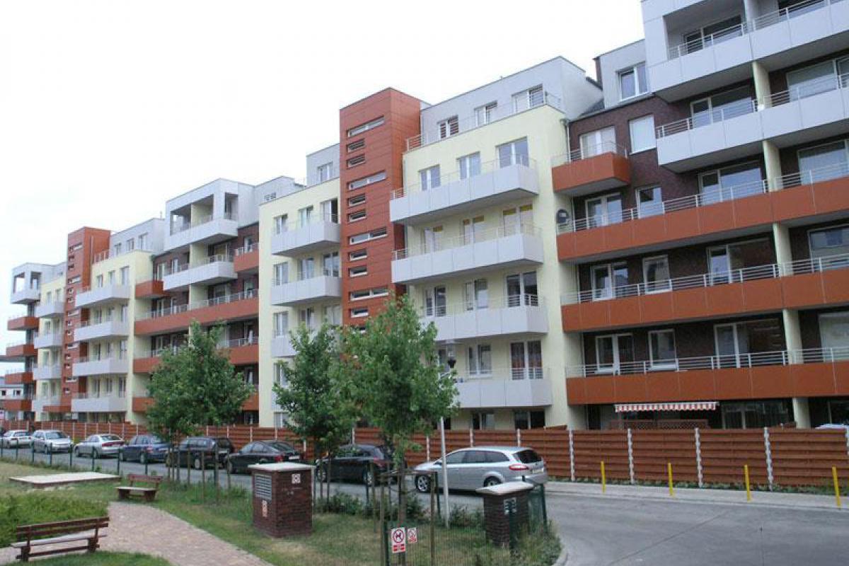 Lokum Mosiężna - Wrocław, ul. Mosiężna, Lokum Deweloper S. A. - zdjęcie 1