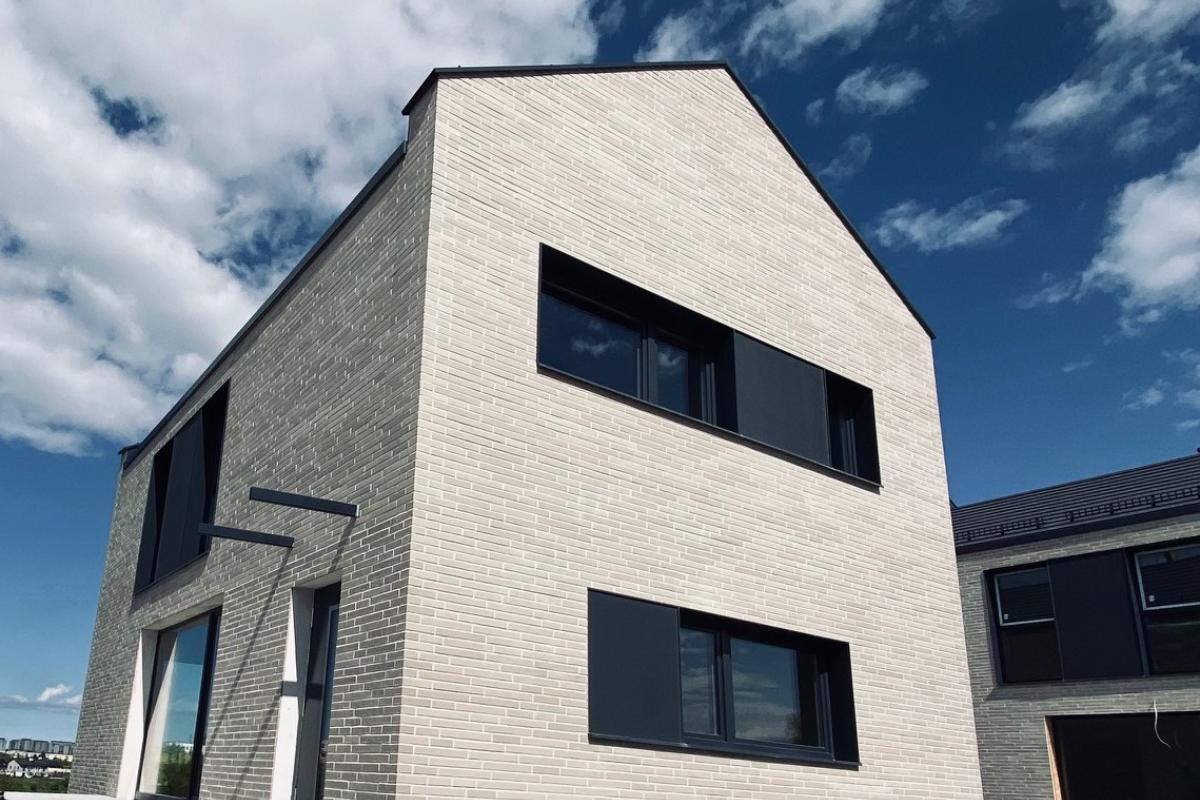 Osiedle Olchowa - domy - Gdańsk, Ujeścisko, ul. Migdałowa, City House - zdjęcie 2