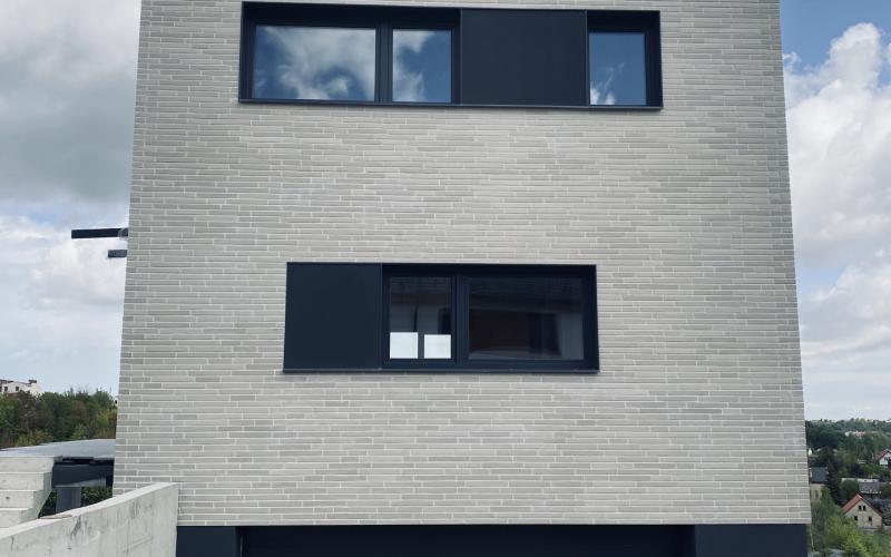 Osiedle Olchowa - domy - Gdańsk, Ujeścisko, ul. Migdałowa, City House - zdjęcie 3