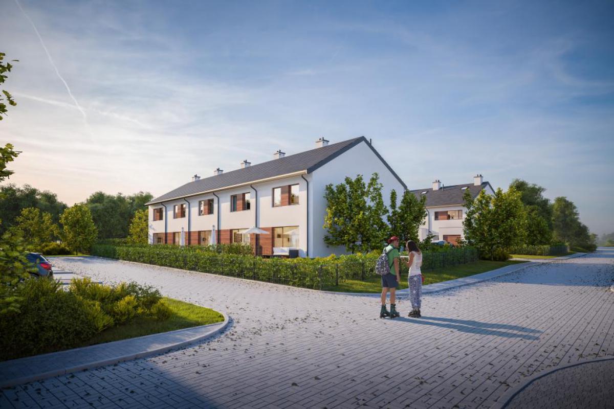 Osiedle Olchowa - domy - Gdańsk, Ujeścisko, ul. Migdałowa, City House - zdjęcie 6