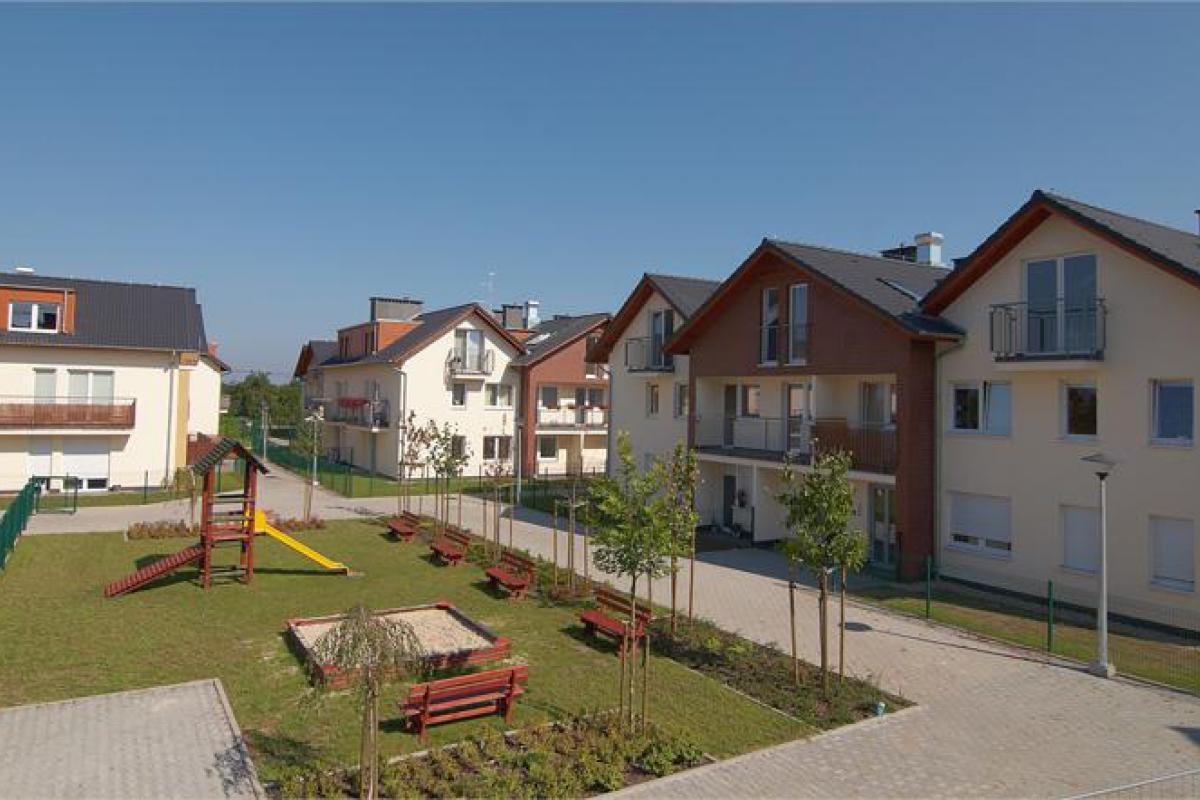 Lokum Siechnice - mieszkania - Siechnice, ul. Mieszczańska/Graniczna, Lokum Deweloper S. A. - zdjęcie 2