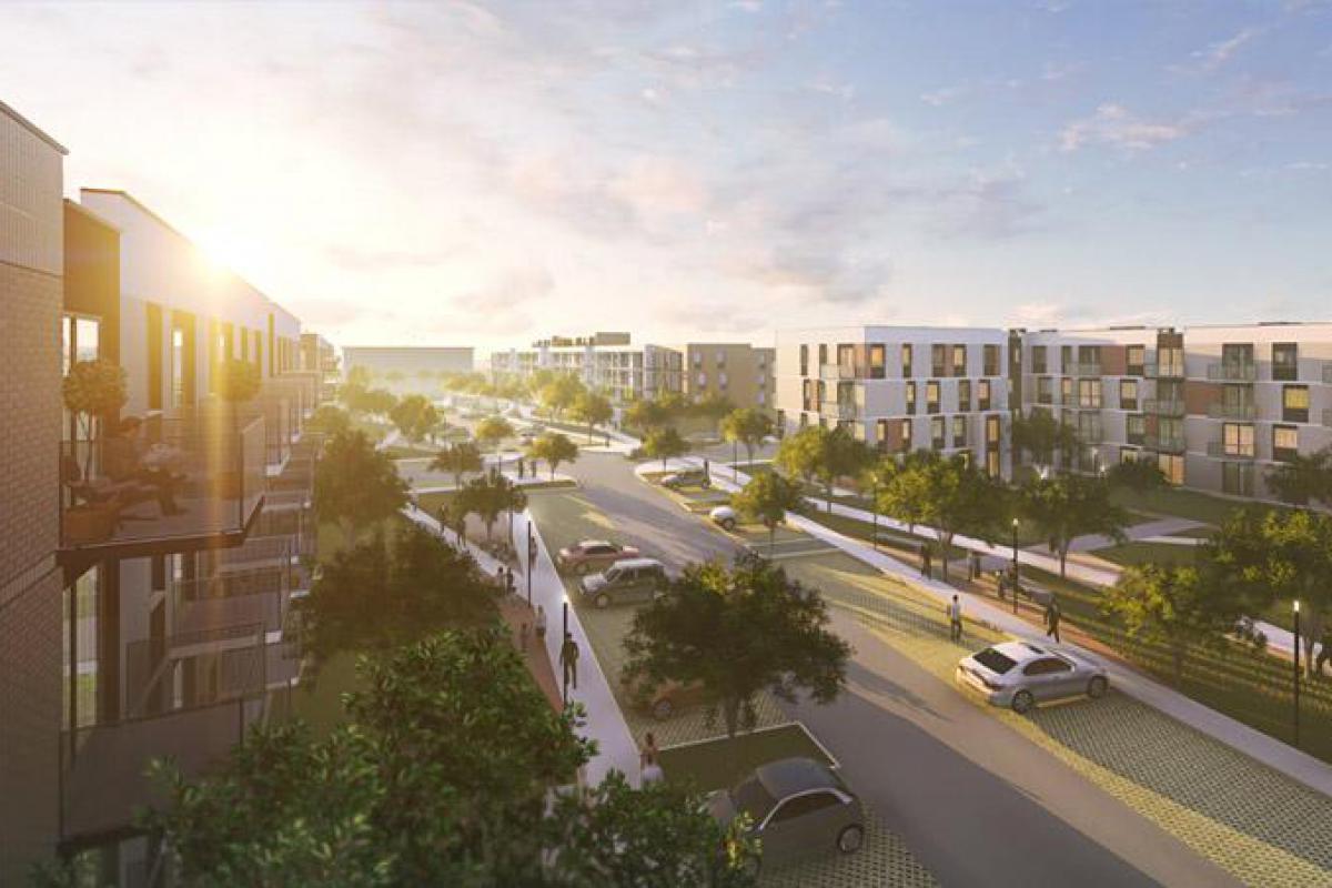Nowa Cukrownia etap 1A - inwestycja wyprzedana - Szczecin, Gumieńce, ul. Cukrowa, Alsecco Sp. z o.o. Sp. k. - zdjęcie 2