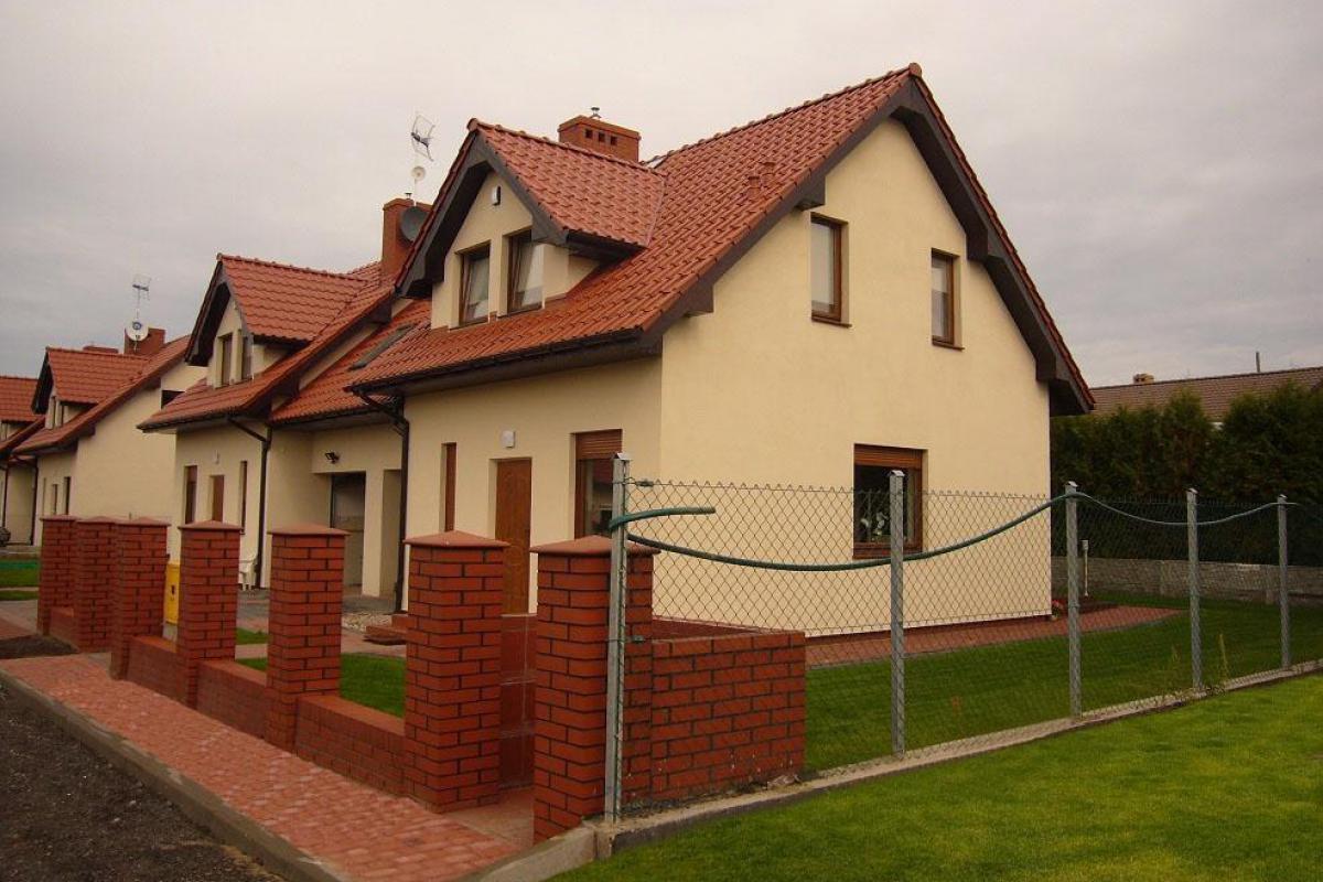 Osiedle domów Szczecin Wołczkowo - inwestycja wyprzedana - Wołczkowo, ul. Lipowa / Owocowa, Handwit Nieruchomości - zdjęcie 3