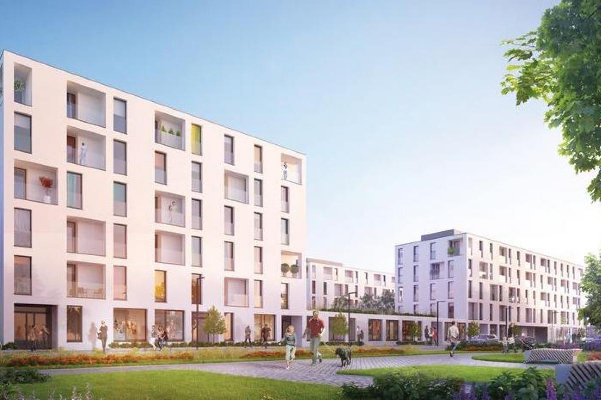 Bobrowiecka 10 - Warszawa, Sielce, ul. Bobrowiecka 10, Alnus Development Sp. z o.o - zdjęcie 2