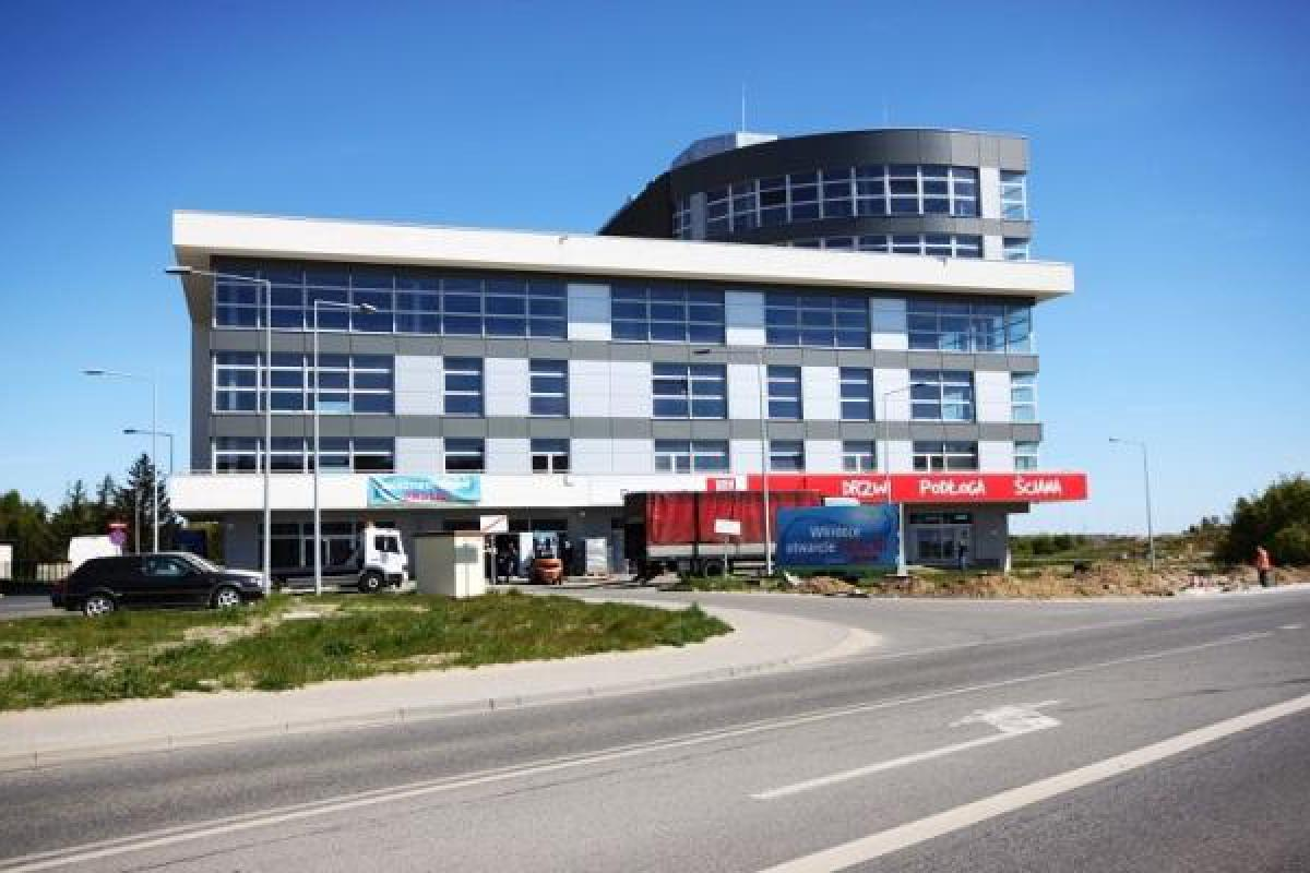 Nordika - Gdańsk, Piecki - Migowo, ul. Jabłoniowa, Murapol S.A. - zdjęcie 1