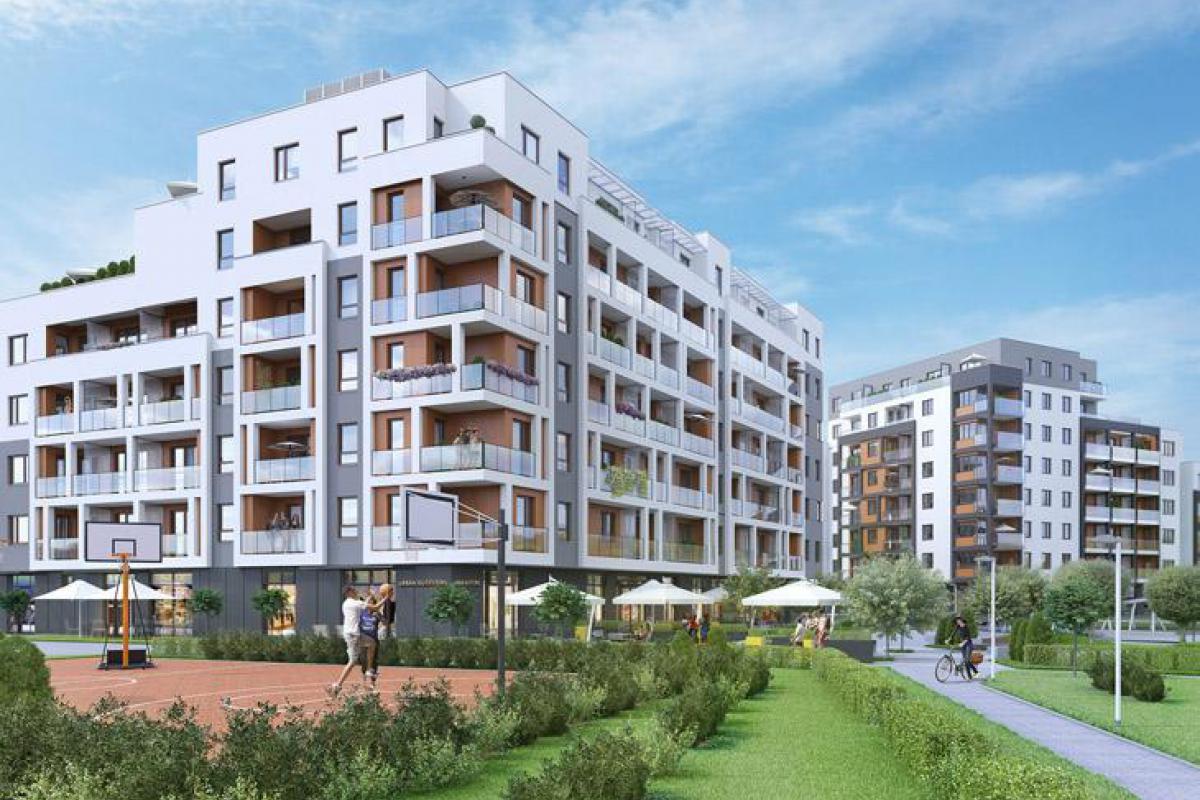 Lake Park Apartments - Warszawa, Wyczółki, ul. Kłobucka 13, Marvipol S.A. - zdjęcie 1