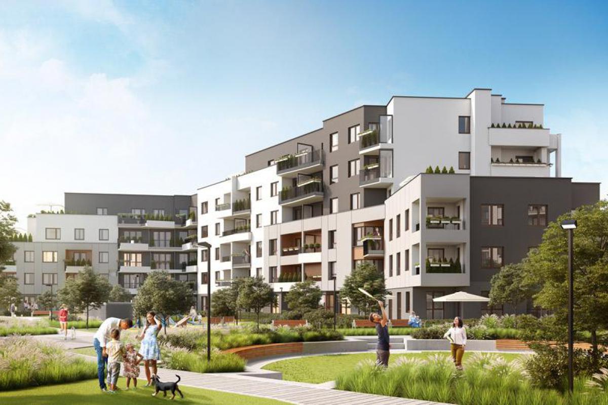Lake Park Apartments - Warszawa, Wyczółki, ul. Kłobucka 13, Marvipol S.A. - zdjęcie 2