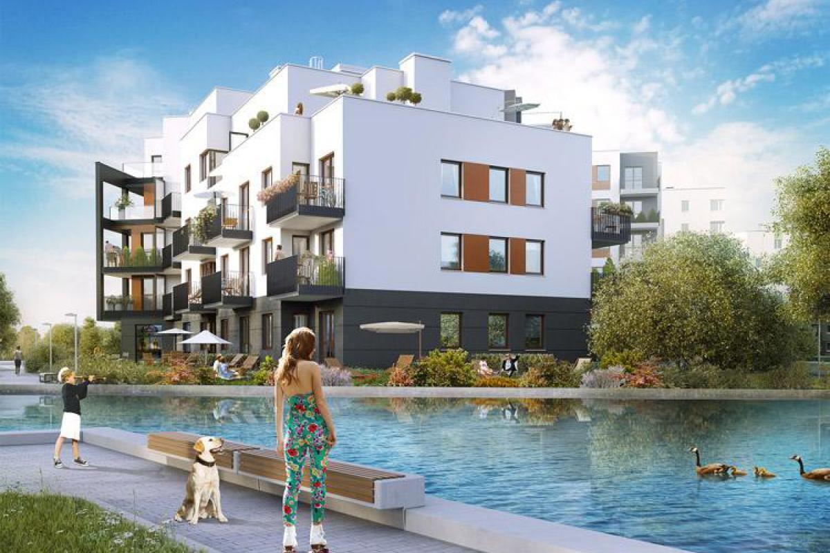 Lake Park Apartments - Warszawa, Wyczółki, ul. Kłobucka 13, Marvipol S.A. - zdjęcie 4