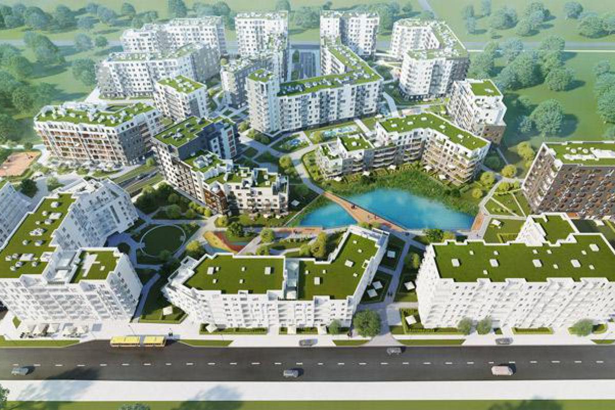 Lake Park Apartments - Warszawa, Wyczółki, ul. Kłobucka 13, Marvipol S.A. - zdjęcie 7