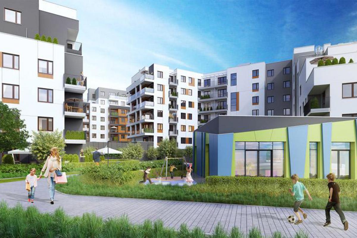 Lake Park Apartments - Warszawa, Wyczółki, ul. Kłobucka 13, Marvipol S.A. - zdjęcie 8