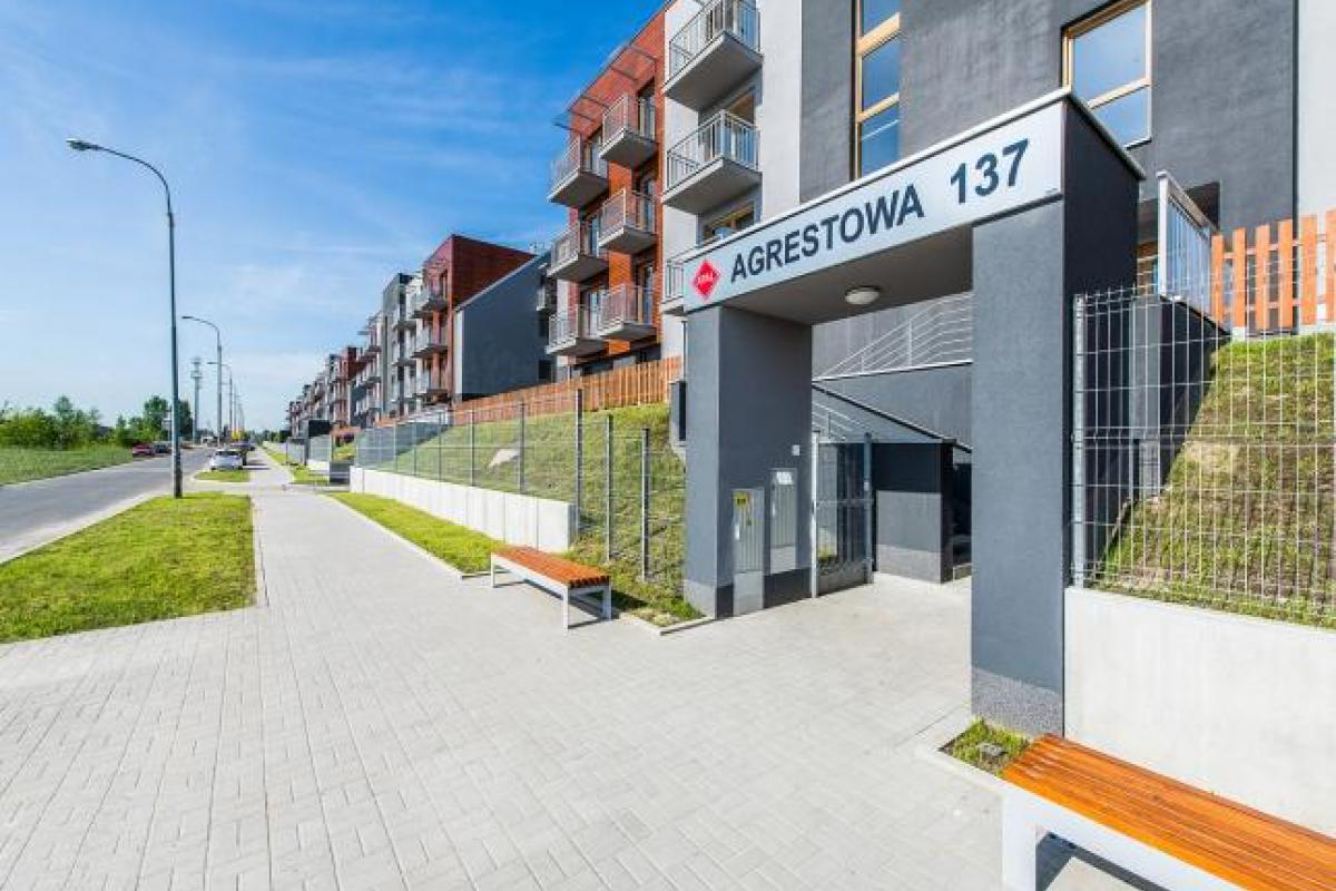 Apartamenty Agrestowa Aleja - Wrocław, Krzyki - Osiedle, 1, Atal S.A. - zdjęcie 6