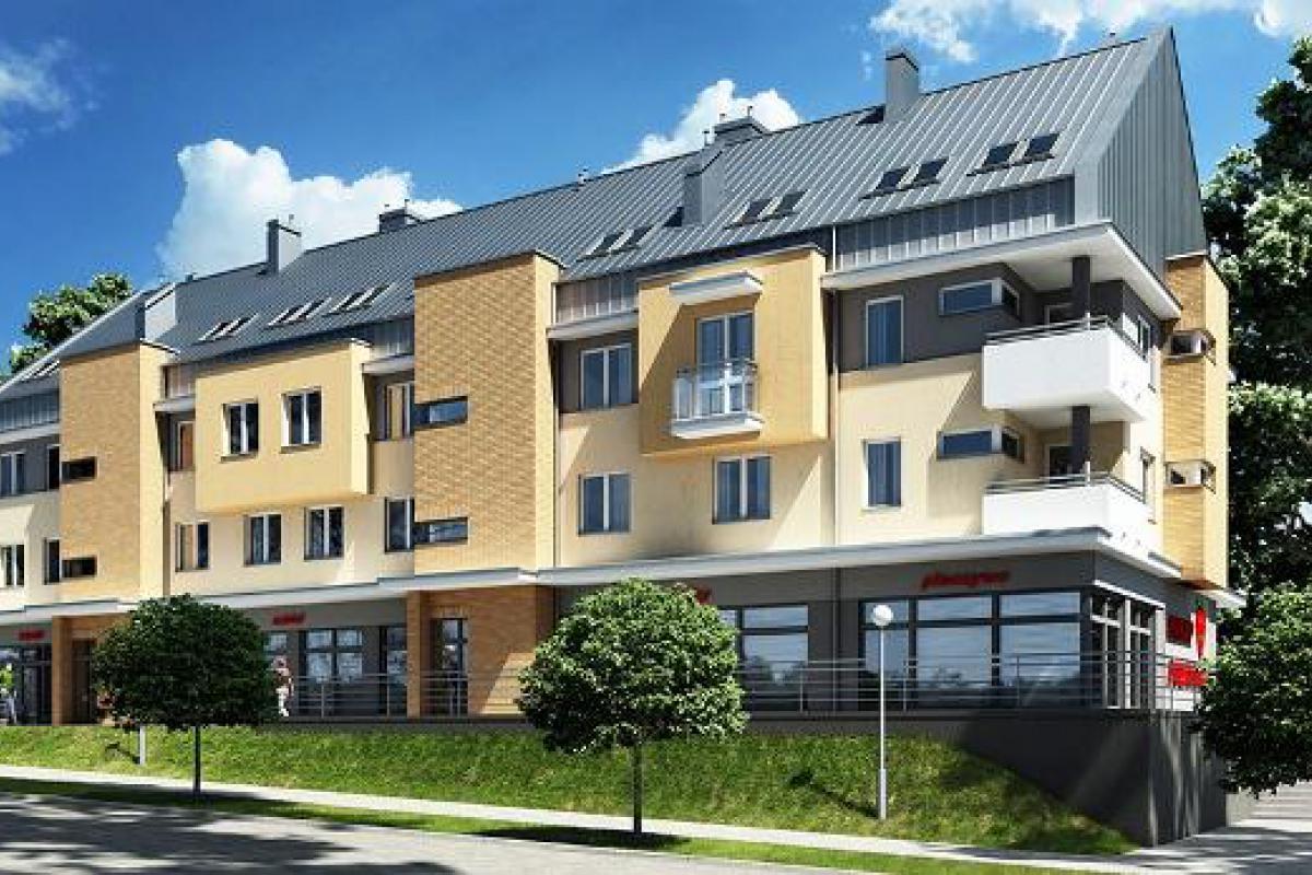 Dolina Cisów III - Wasilków, ul. Białostocka / ul. Nadawki, Yuniversal Podlaski Sp. z o.o. - zdjęcie 1