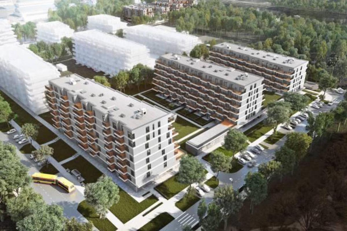 ATAL Marina Apartamenty II - Warszawa, Żerań, ul. Kowalczyka / Krzyżówki, Atal S.A. - zdjęcie 3