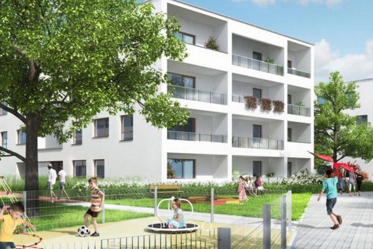 Klasyków Wille Miejskie - Warszawa, Henryków, ul. Krokwi 36A, Dom Development S.A. - zdjęcie 1