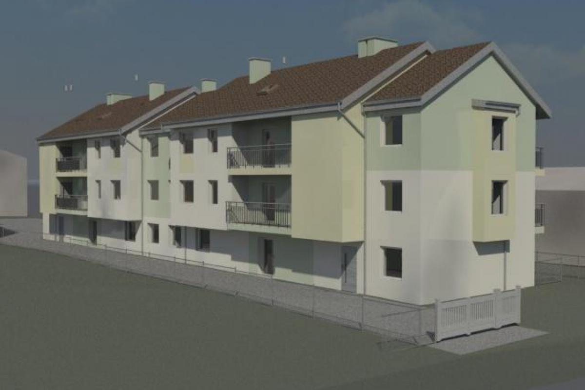 ul. Krakowska - Szczecin, Gumieńce, ul. Krakowska 26, Murbud Developer Spółka Jawna - zdjęcie 1