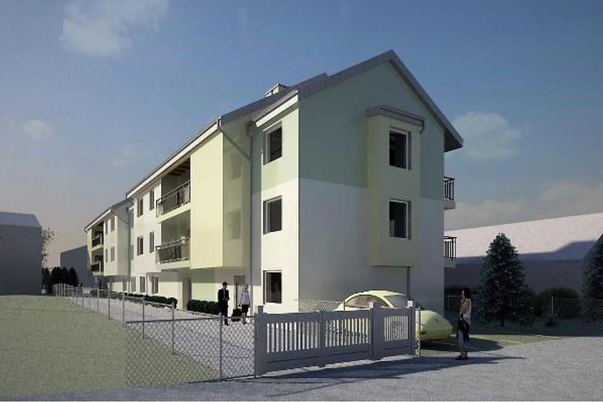 ul. Krakowska - Szczecin, Gumieńce, ul. Krakowska 26, Murbud Developer Spółka Jawna - zdjęcie 3