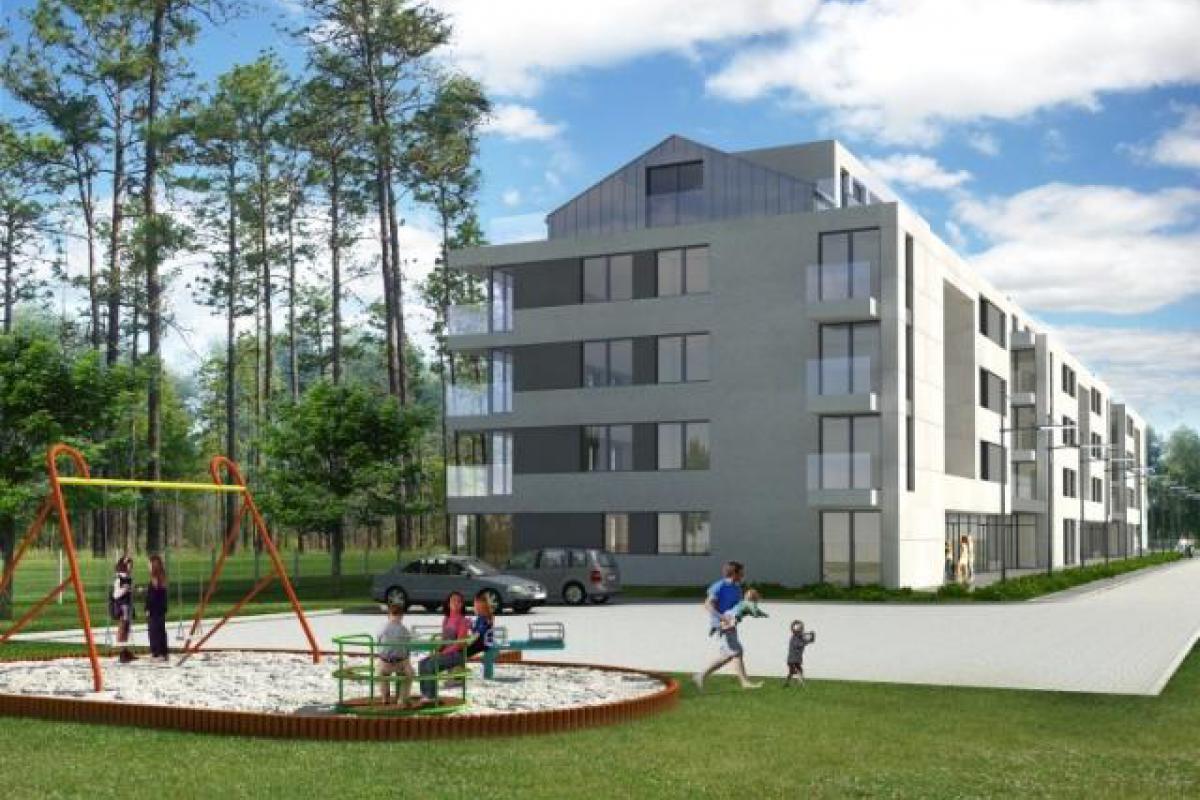 Słoneczna Rezydencja Apartamenty Żabiniec 38 - Kraków, Prądnik Biały, ul. Żabiniec 38, Bigmar - zdjęcie 3