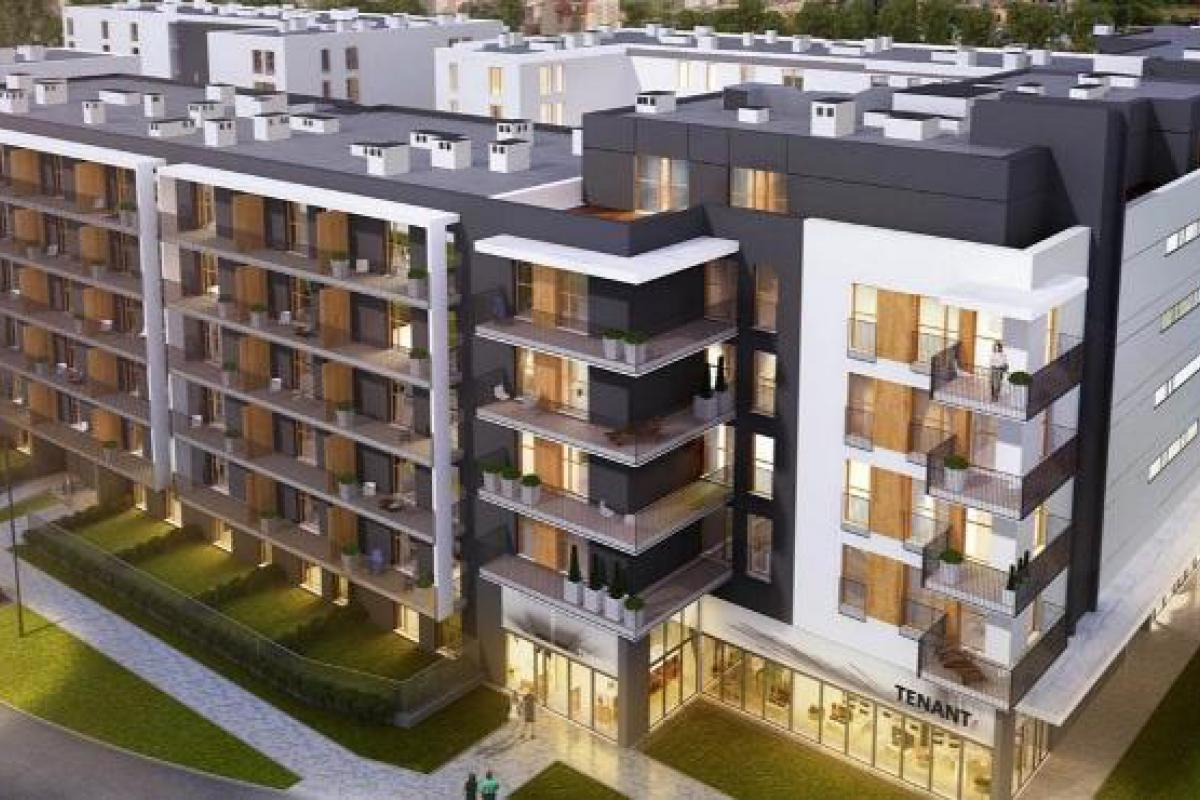 Apartamenty Bakalarska - Warszawa, Raków, ul. Bakalarska, Radius Projekt - zdjęcie 2