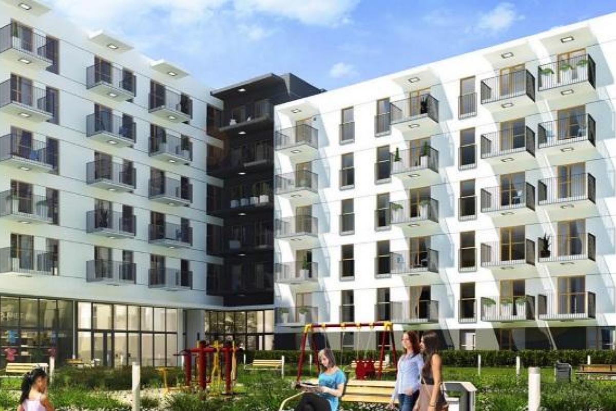 Apartamenty Bakalarska - Warszawa, Raków, ul. Bakalarska, Radius Projekt - zdjęcie 3
