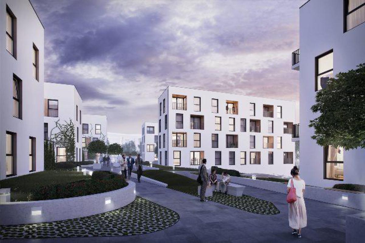Osiedle Atmosfera - Wrocław, Nowe Żerniki, Grupa PROFIT Development S.A. - zdjęcie 2
