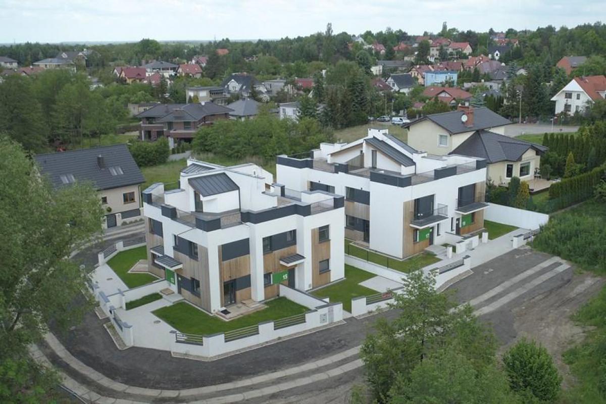 Villa Sucholeska - Suchy Las, ul. Zielińskiego, More Place Spółka Akcyjna - zdjęcie 2