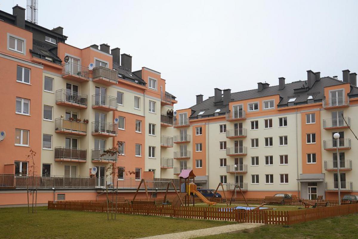 Nowy Horyzont - Wrocław, Stabłowice, ul. Łomnicka 20, Grupa GEO - zdjęcie 1