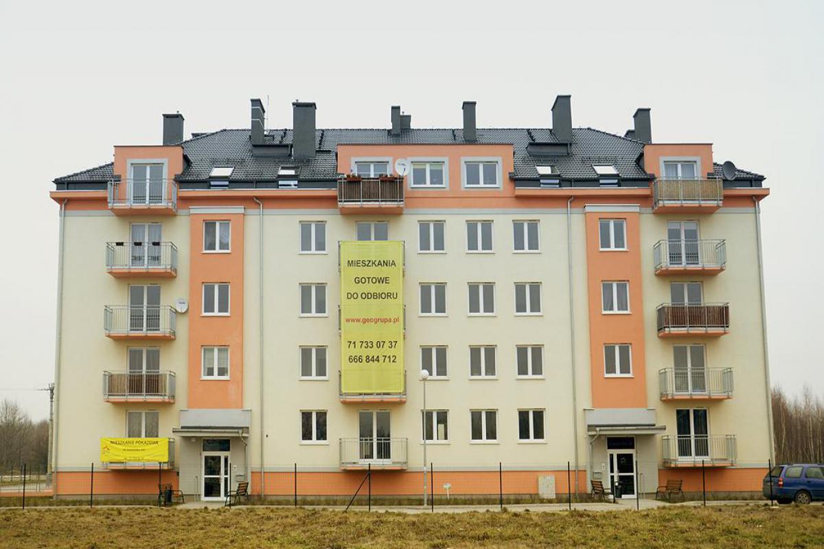 Nowy Horyzont - Wrocław, Stabłowice, ul. Łomnicka 20, Grupa GEO - zdjęcie 3