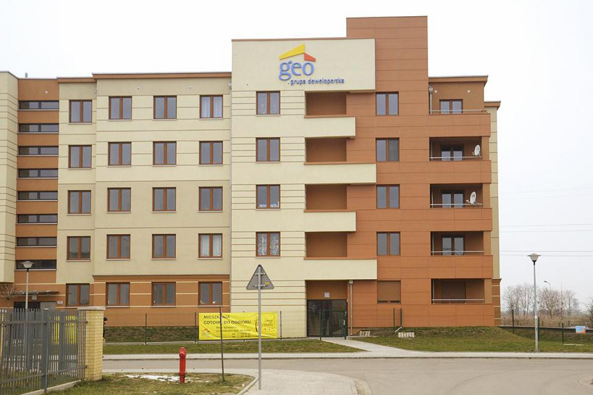Zakątek na Wietrznej - Wrocław, ul. Wietrzna, Grupa GEO - zdjęcie 3