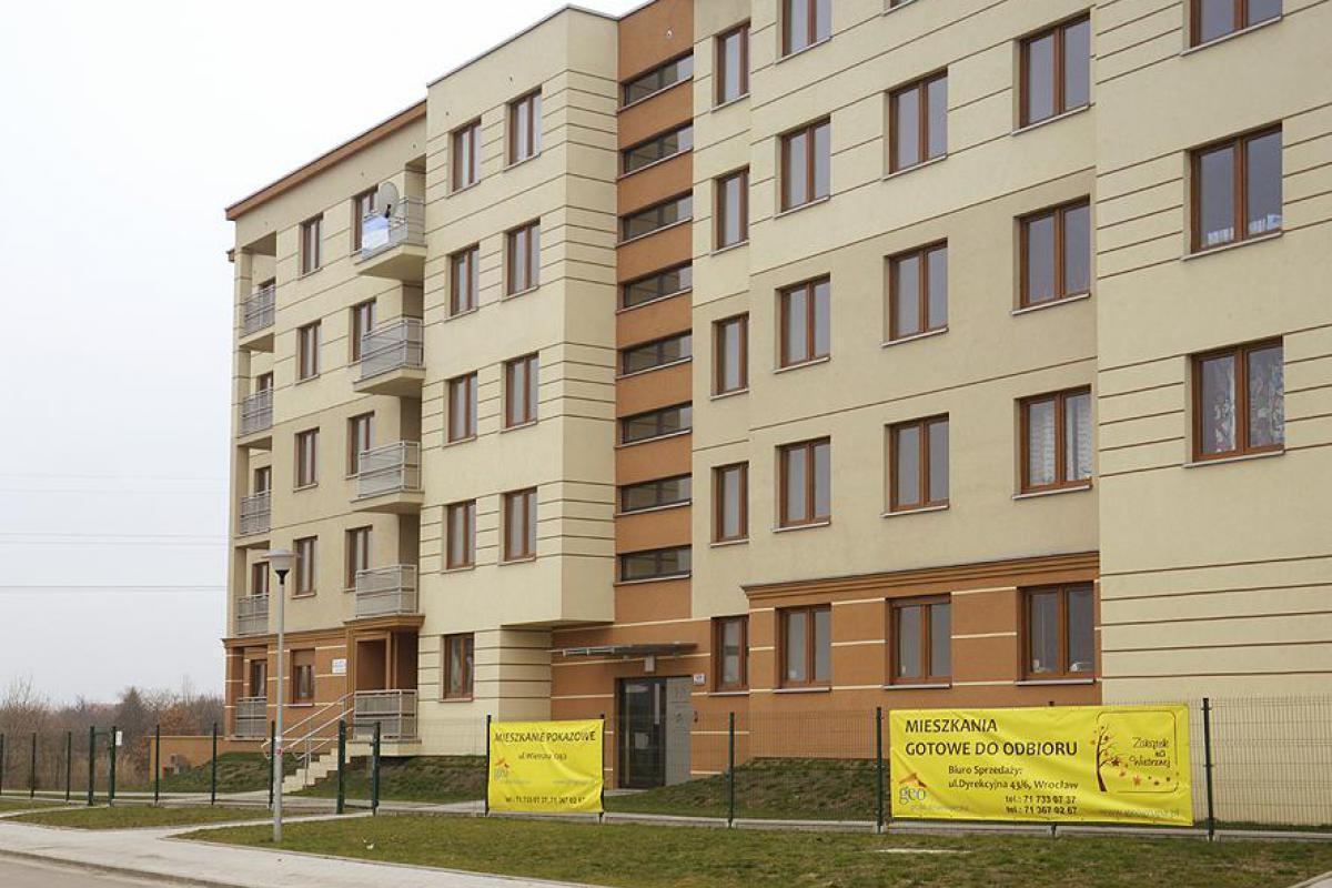 Zakątek na Wietrznej - Wrocław, ul. Wietrzna, Grupa GEO - zdjęcie 4