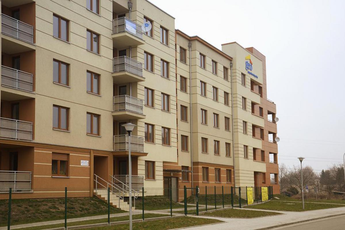 Zakątek na Wietrznej - Wrocław, ul. Wietrzna, Grupa GEO - zdjęcie 1