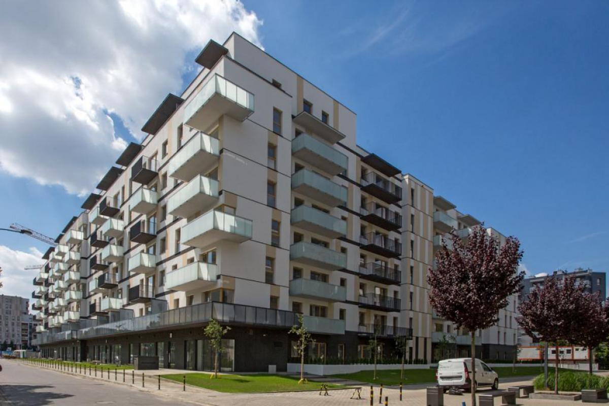 METROBIELANY budynek C, etap 3 - Warszawa, Wawrzyszew, ul. Lekka 3, TK Development - zdjęcie 4