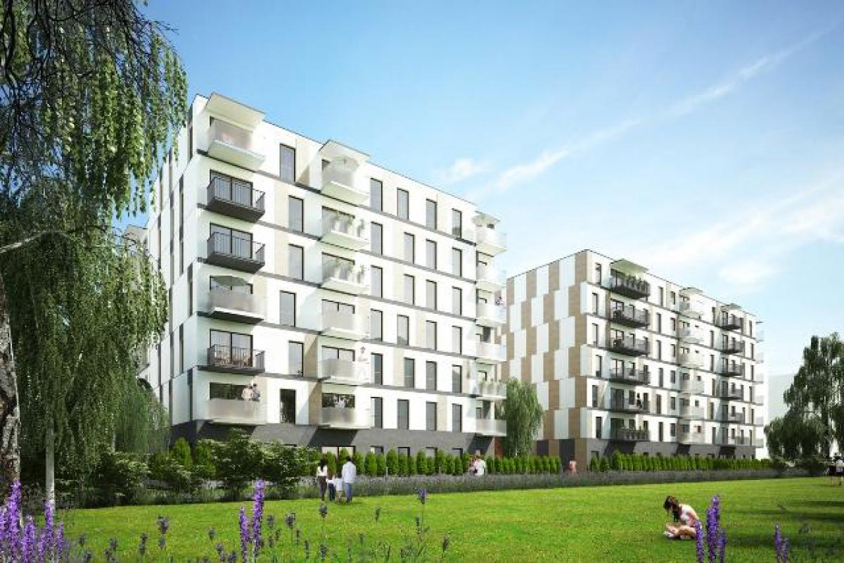 METROBIELANY budynek C, etap 3 - Warszawa, Wawrzyszew, ul. Lekka 3, TK Development - zdjęcie 3