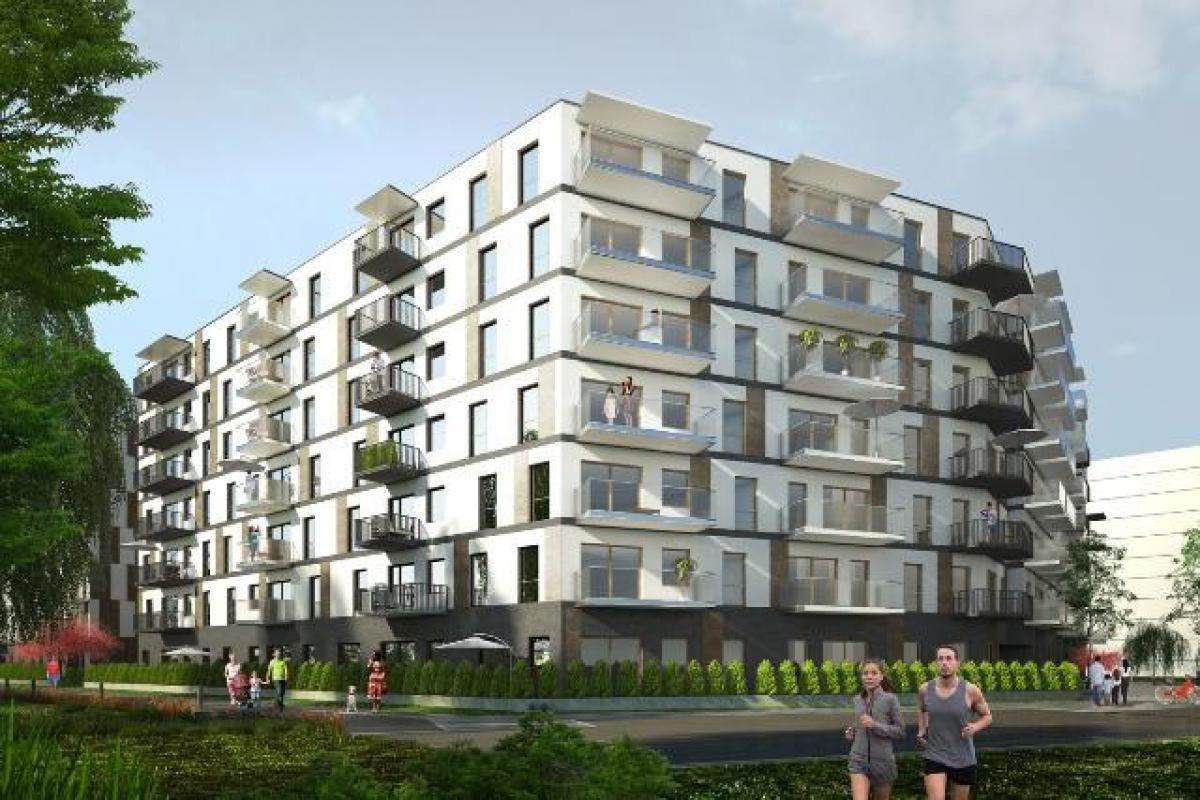 METROBIELANY budynek C, etap 3 - Warszawa, Wawrzyszew, ul. Lekka 3, TK Development - zdjęcie 5