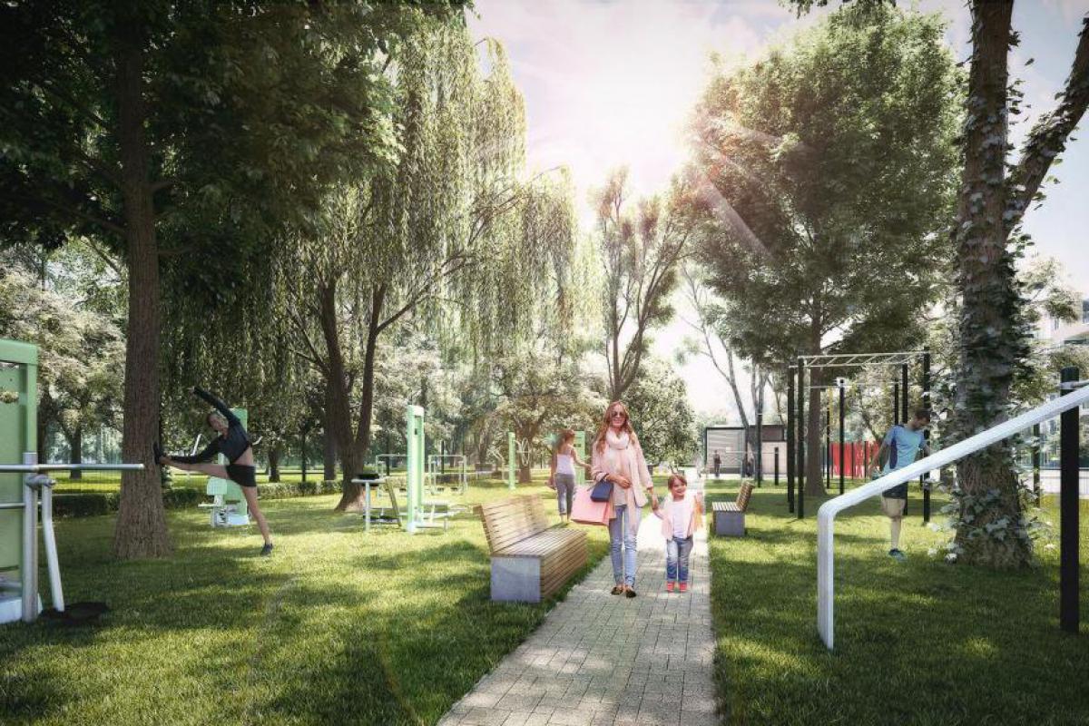 Riviera Park - Warszawa, Tarchomin, ul. Krzyżówki, Marvipol S.A. - zdjęcie 3