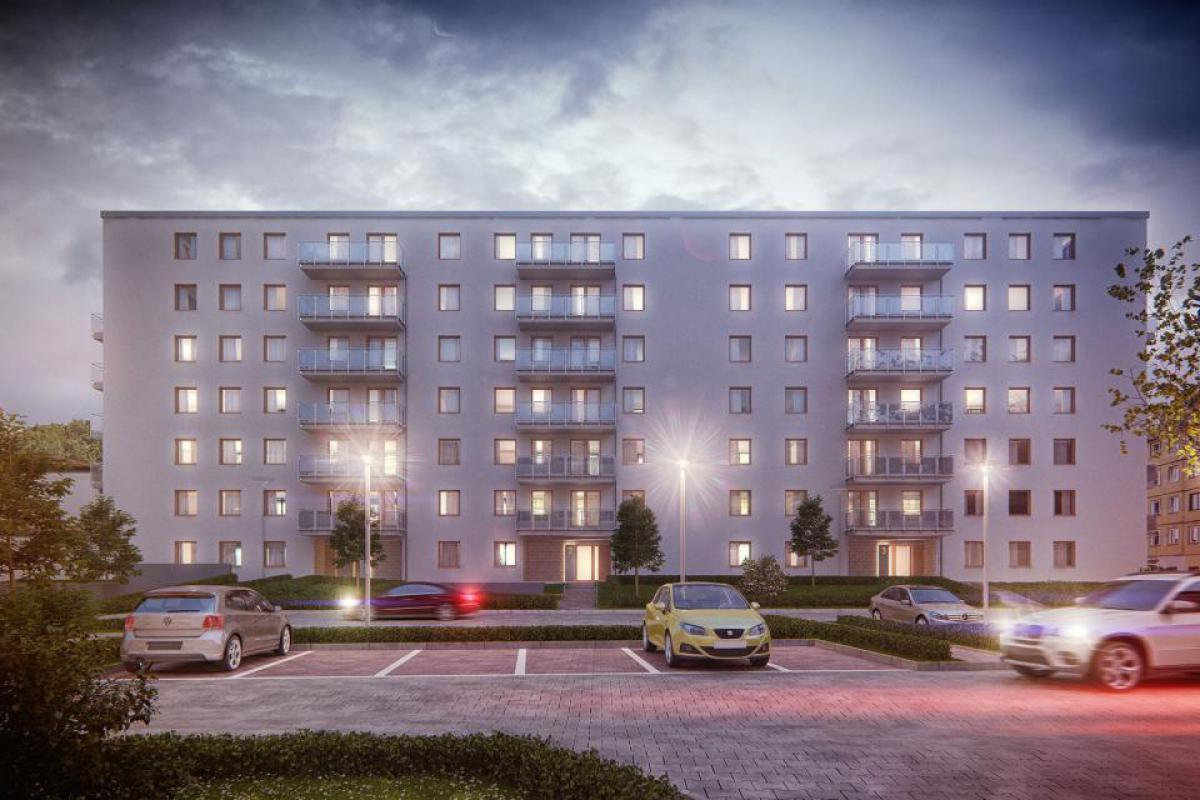 Bema 5a - Wrocław, Ołbin, Pl. Bema 5A, Przedsiębiorstwo Budowlane Elin Sp. z o.o. - zdjęcie 6