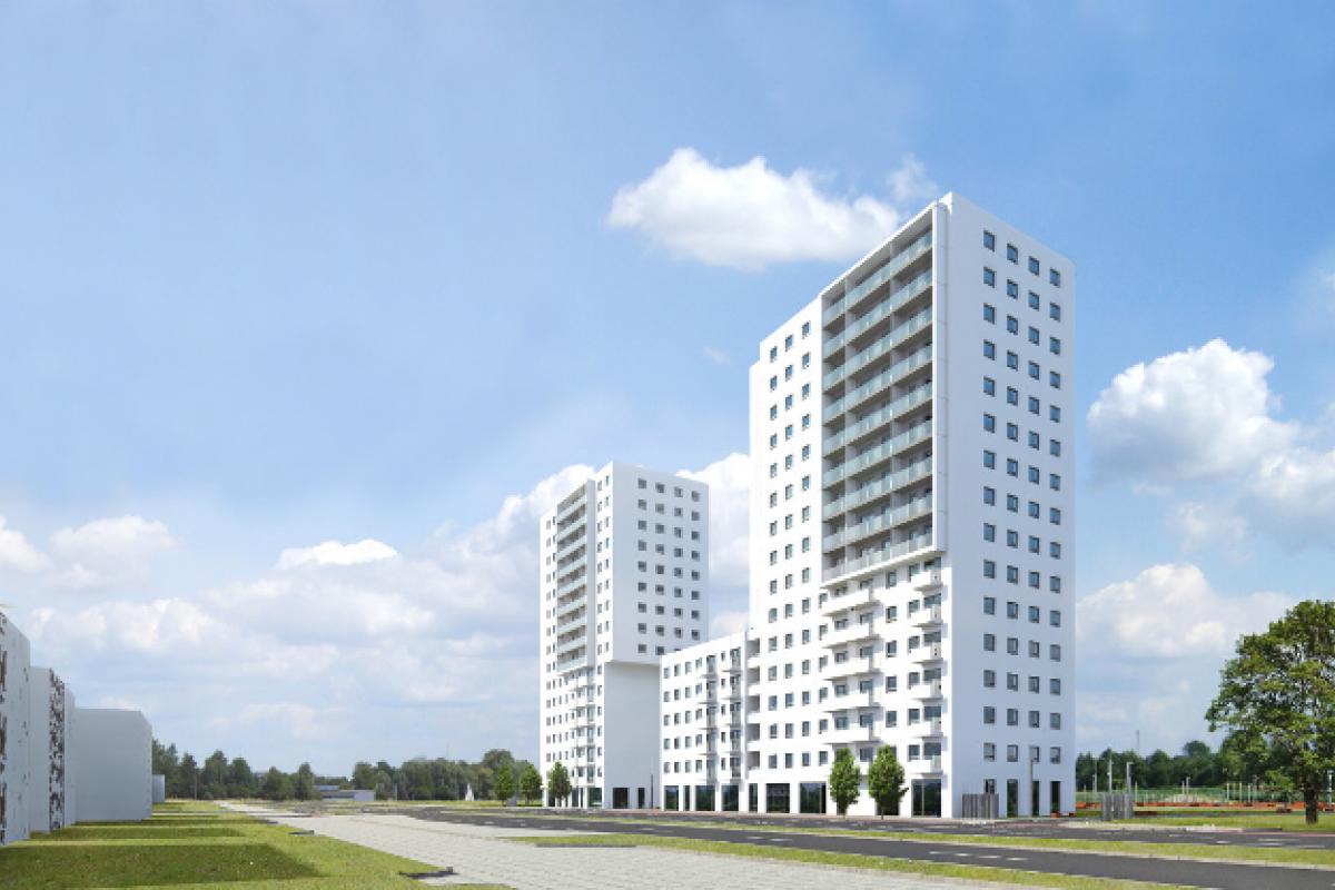 Bułgarska 59 - Poznań, Ławica, ul. Bułgarska 59, SJM Apartments Sp. z o.o. - zdjęcie 10