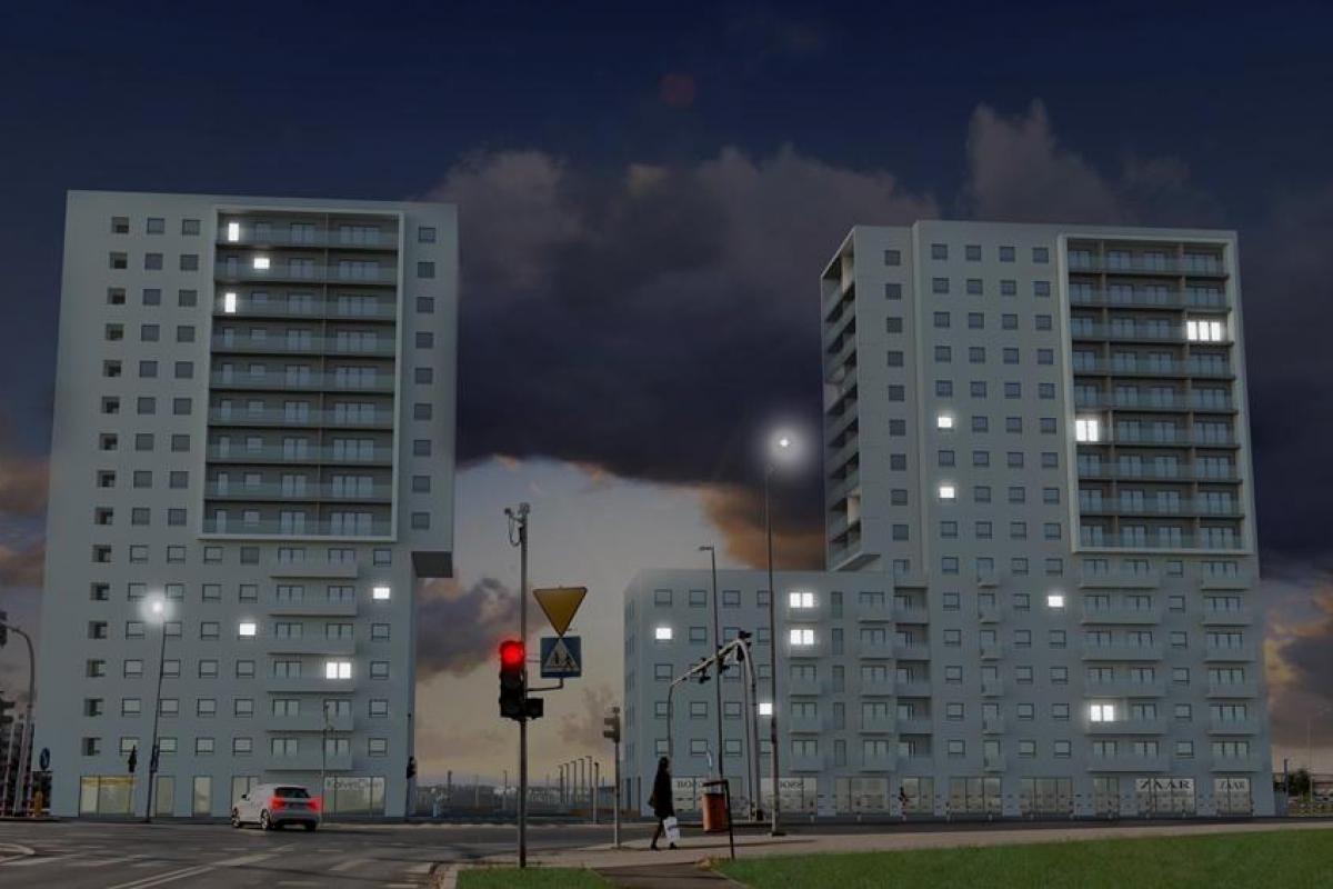 Bułgarska 59 - Poznań, Ławica, ul. Bułgarska 59, SJM Apartments Sp. z o.o. - zdjęcie 12