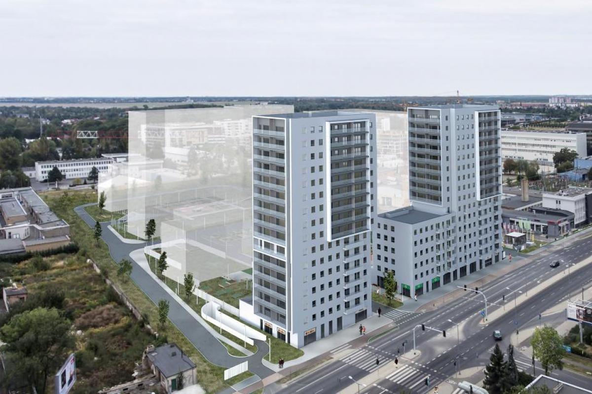 Bułgarska 59 - Poznań, Ławica, ul. Bułgarska 59, SJM Apartments Sp. z o.o. - zdjęcie 14