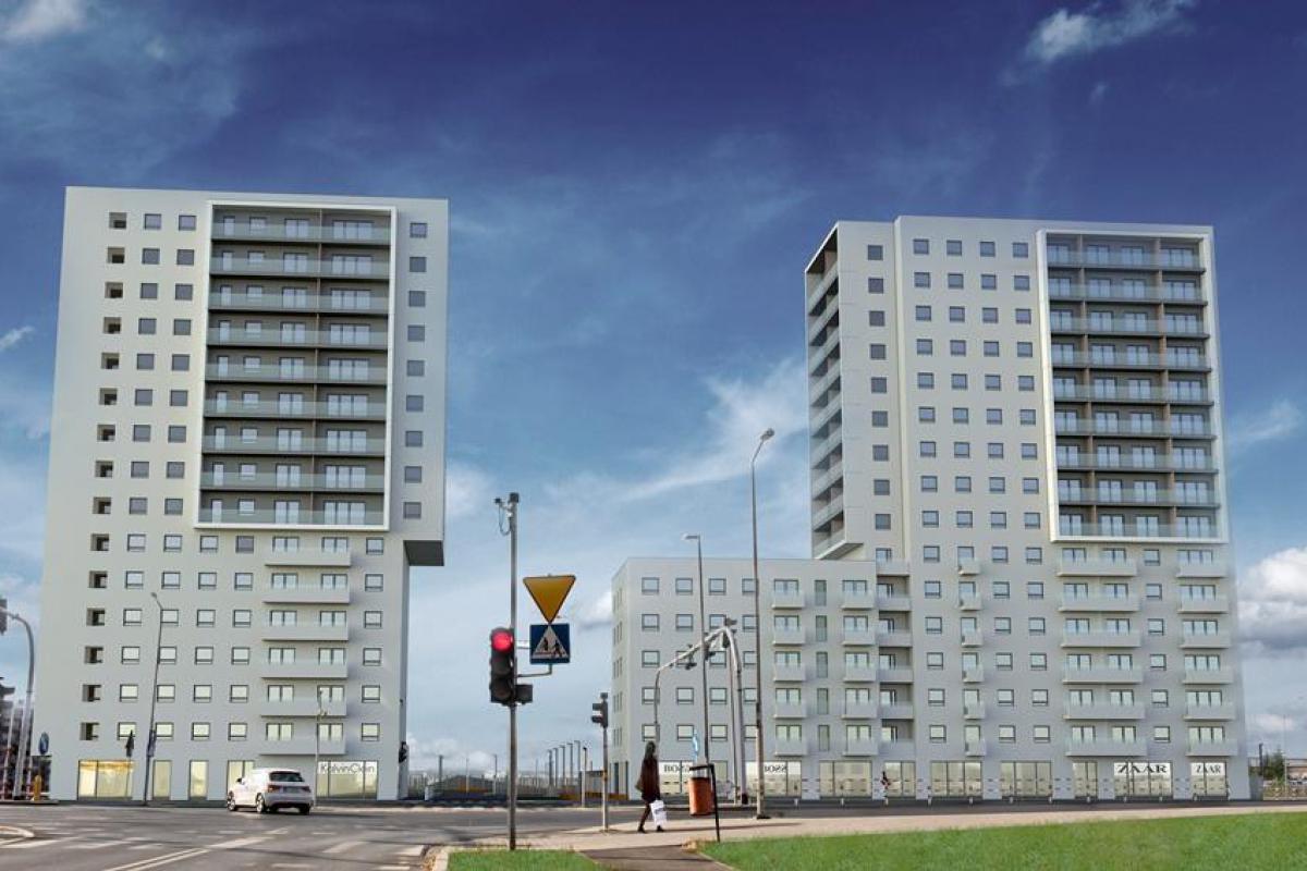 Bułgarska 59 - Poznań, Ławica, ul. Bułgarska 59, SJM Apartments Sp. z o.o. - zdjęcie 15