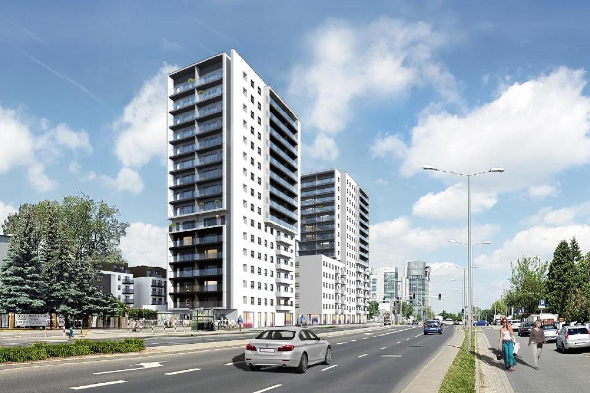 Bułgarska 59 - Poznań, Ławica, ul. Bułgarska 59, SJM Apartments Sp. z o.o. - zdjęcie 1