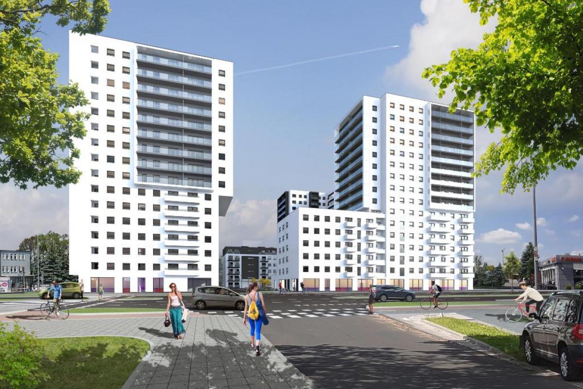 Bułgarska 59 - Poznań, Ławica, ul. Bułgarska 59, SJM Apartments Sp. z o.o. - zdjęcie 5