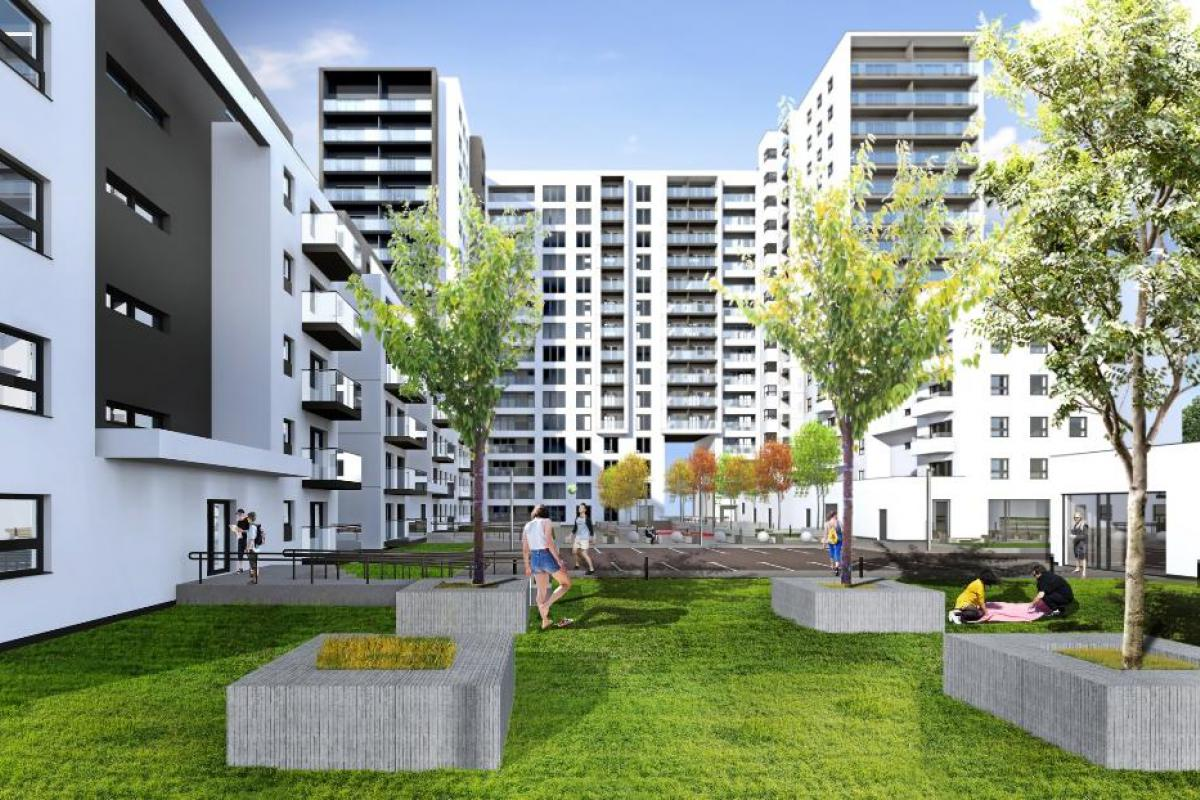 Bułgarska 59 - Poznań, Ławica, ul. Bułgarska 59, SJM Apartments Sp. z o.o. - zdjęcie 3
