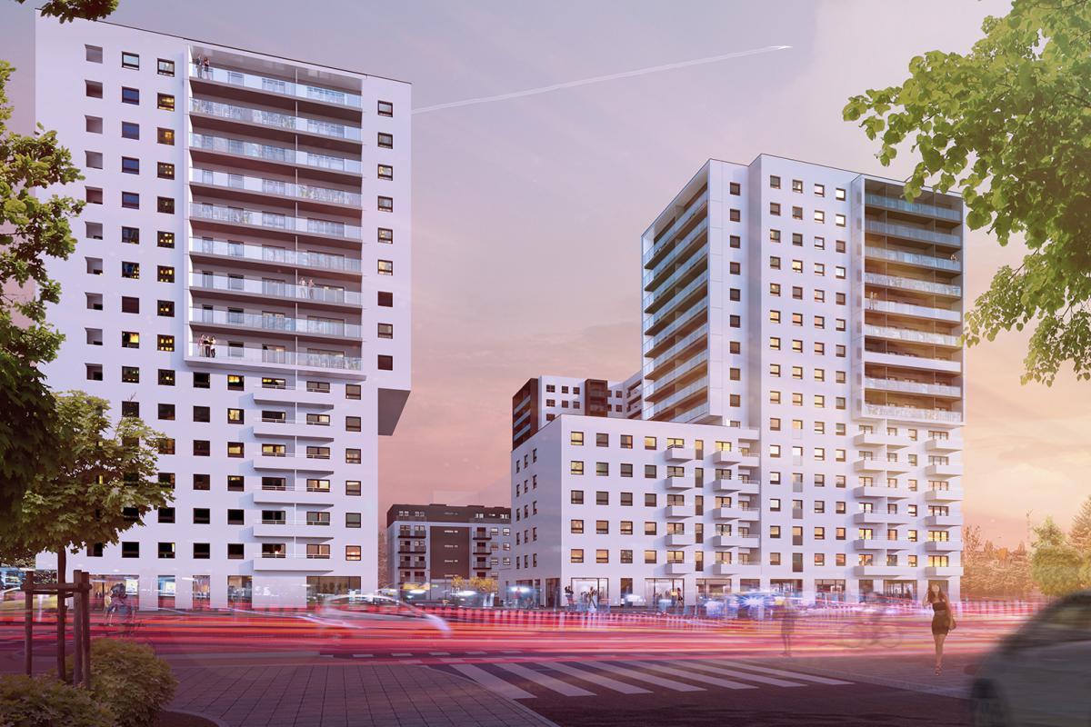Bułgarska 59 - Poznań, Ławica, ul. Bułgarska 59, SJM Apartments Sp. z o.o. - zdjęcie 2