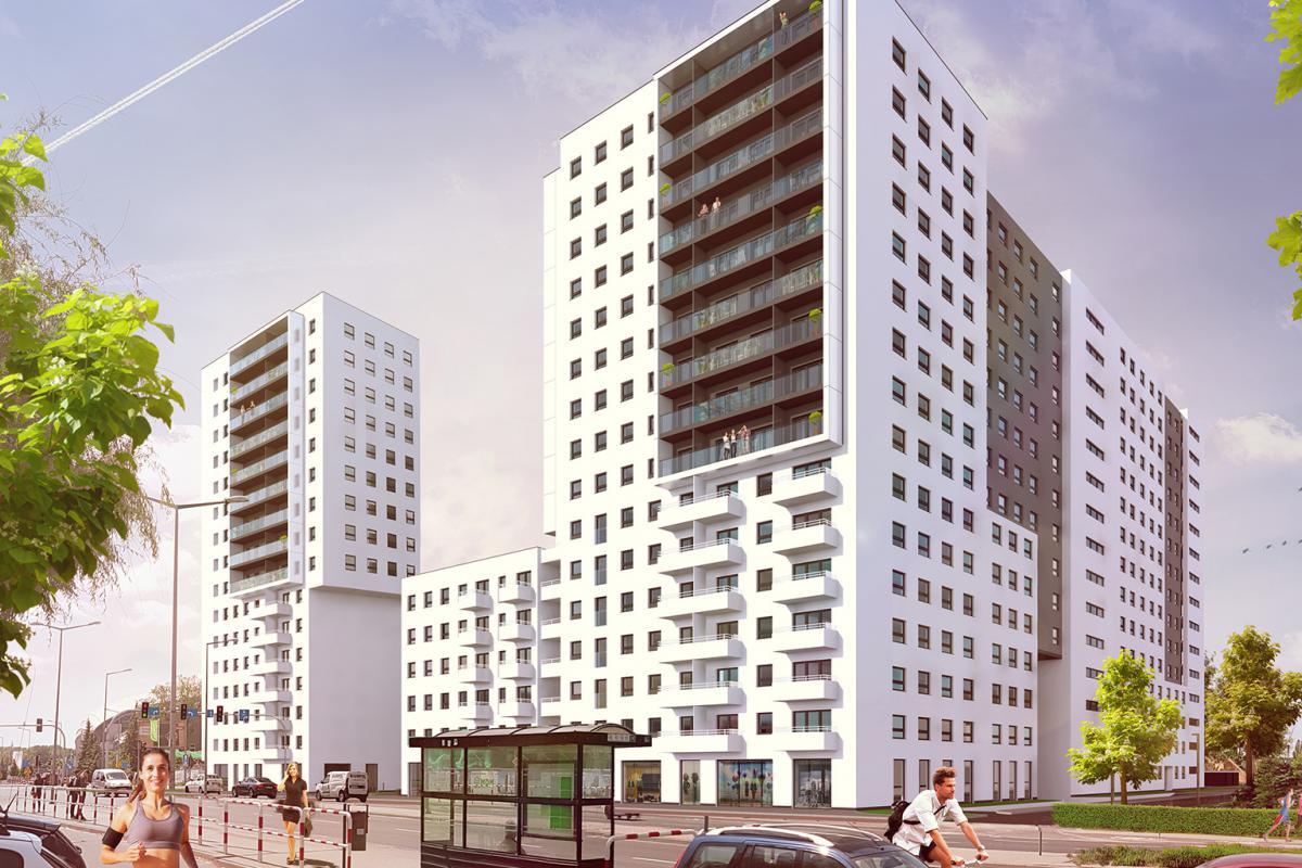 Bułgarska 59 - Poznań, Ławica, ul. Bułgarska 59, SJM Apartments Sp. z o.o. - zdjęcie 4