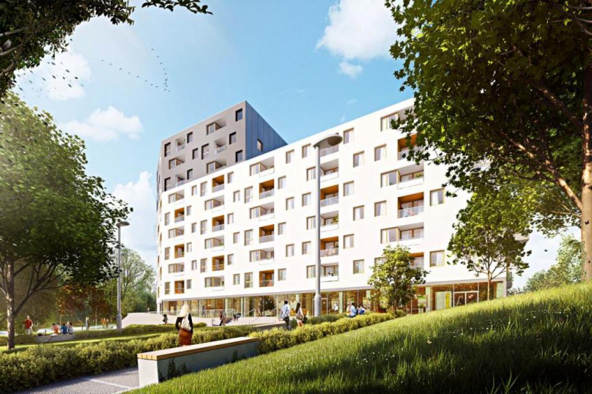 5 Dzielnica - Kraków, Krowodrza, ul. Wrocławska, LC Corp S.A. - zdjęcie 1